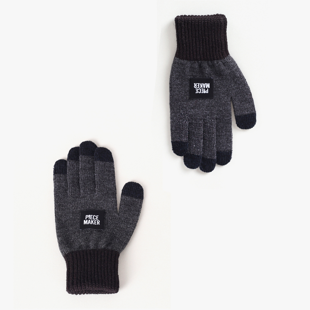 ★선물 박스★OG COLORS SMART GLOVES (BLACK)