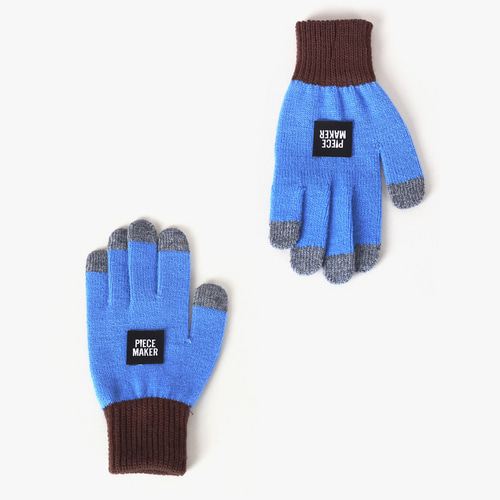 ★선물 박스★OG COLORS SMART GLOVES (BLUE)