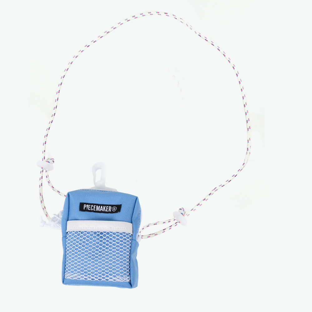 OG MINI POUCH BAG (SKY BLUE)