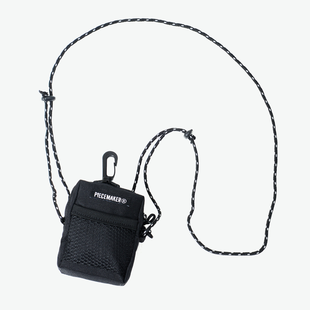OG MINI POUCH BAG (BLACK)