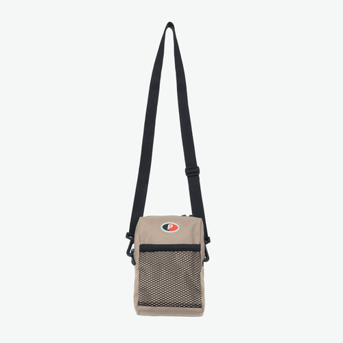 ICON MINI SHOULDER BAG (KHAKI BEIGE)