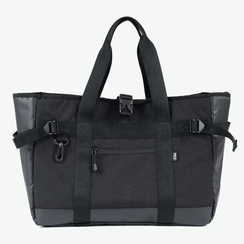 THE SHADOW TECH TOTE BAG (BLACK)