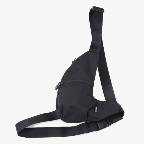 THE SHADOW TECH SLING BAG (BLACK)