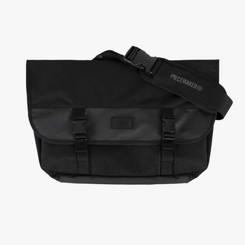 R2G MESSENGER BAG (BLACK)