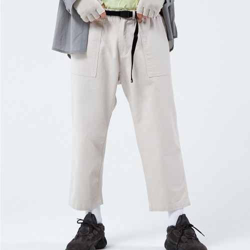 FATIGUE EASY CHINO PANTS (OATMEAL)