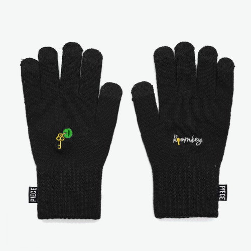 ROOMKEY SMART GLOVES (BLACK)