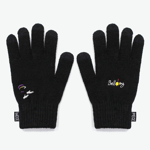 BELLBOY SMART GLOVES (BLACK)