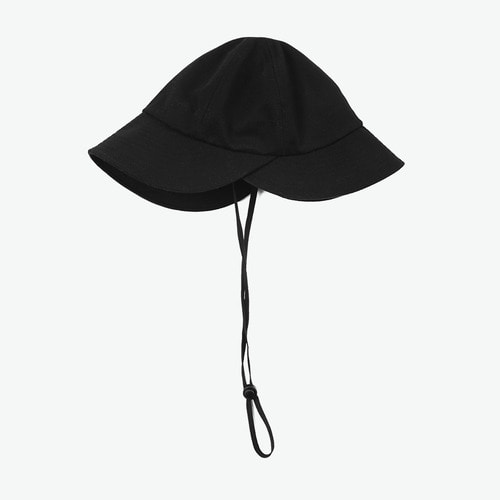 EQUIPMENT BUCKET HAT (BLACK)