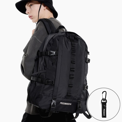 [굿즈팩 증정]EQUIPMENT BASIC BACKPACK (BLACK)