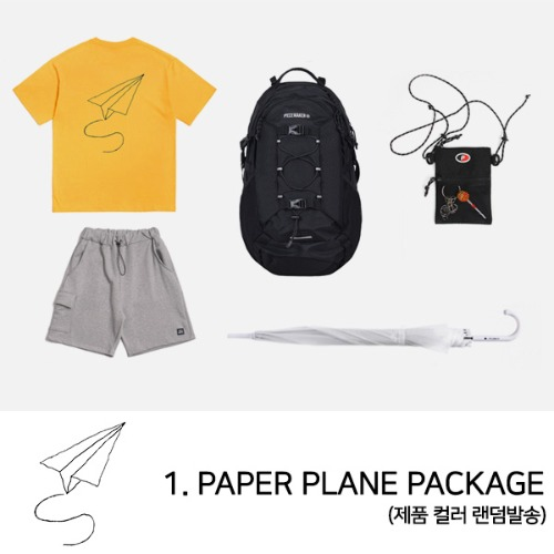 PAPER PLANE PACKAGE