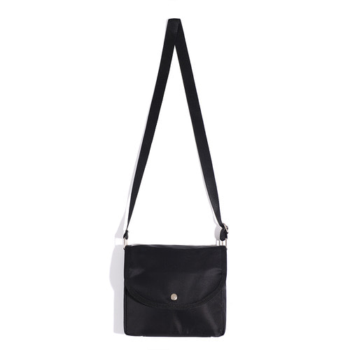 NYLON MINI BAG (BLACK)