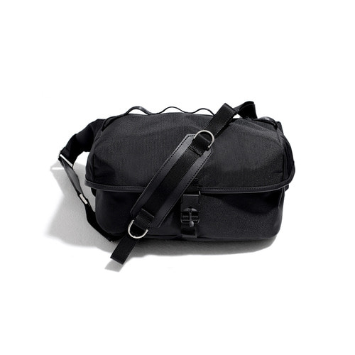 CORDURA® BIKER BAG (BLACK)