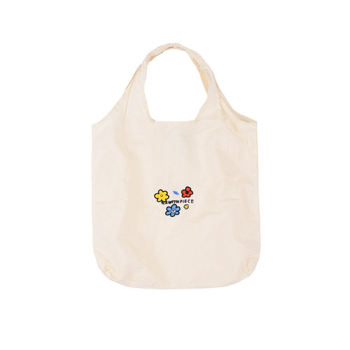 [5/24 예약배송][EZwithPIECE] FRIENDS MARKET BAG (IVORY)