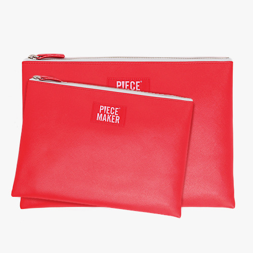CRAYON CLUTCH (RED)